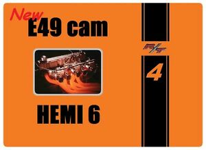 265-HEMI-6-E49-Spec-Hydraulic-Camshaft-Chrysler-Valiant-245-265-RT-Pacer-MadeUSA