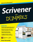 Scrivener For Dummies by Gwen Hernandez, Ivan Pope (Paperback, 2012)