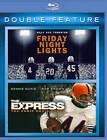 Friday Night Lights/The Express (Blu-ray Disc, 2011, 2-Disc Set)
