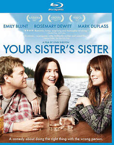 Your-Sisters-Sister-Blu-ray-Disc-2012-Brand-New-Sealed