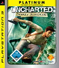 Uncharted: Drakes Schicksal -- Platinum (Pyramide Software) (Sony PlayStation 3, 2008)