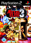 Metal Slug 3 (Sony PlayStation 2, 2004, DVD-Box)