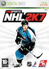 NHL 2K7 (Microsoft Xbox 360, 2006, DVD-Box)