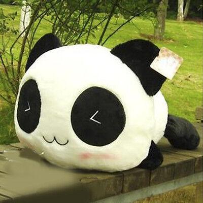 NEW Design Panda Novelty Cushion Pillow Plush Toy pillow Soft&Comfortable JCAU