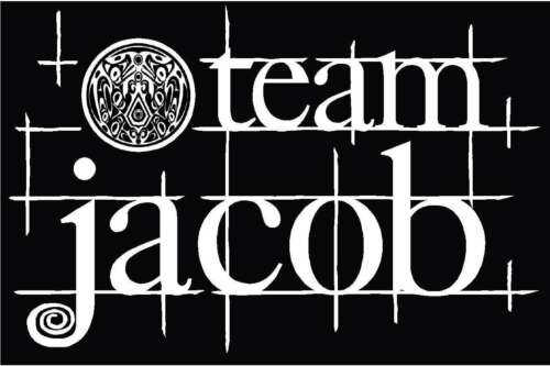 Team Twilight  Wolf pack sticker//decal JACOB SAM JARED EMBRY /& MORE PAUL