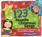 123 Favorite Christmas Songs by Various Artists (CD, Oct-2006, 3 Discs, Pacific Entertainment Corporation)