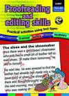 Proofreading and Editing Skills: Practical Activities Using Text Types: Lower by Prim-Ed Publishing (Paperback, 2005)