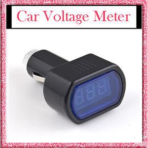 LCD-Cigarette-Lighter-LED-Voltage-Meter-Tester-Gauge-For-Auto-Car-Battery-12-24V