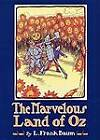 The Marvellous Land of Oz by L. F. Baum (Hardback, 1998)