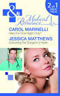 Hers for One Night Only?/ Unlocking the Surgeon's Heart by Carol Marinelli, Jessica Matthews (Paperback, 2012)
