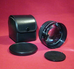 AMBICO Video V-0313 Telephoto 2.OX HI-Resolution Lens.