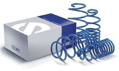 SPARCO Lowering Springs Kit  35 mm BMW 3 E46 Touring Cabrio HIGH QUALITY