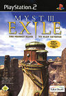 Myst III - Exile (Prima Lösungsbuch Bundle) (Sony PlayStation 2, 2002, DVD-Box)