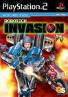 Robotech: Invasion (Sony PlayStation 2, 2005, DVD-Box)