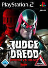 Judge Dredd: Dredd vs. Death (Sony PlayStation 2, 2004, DVD-Box)