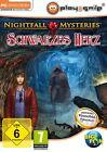 Nightfall Mysteries: Schwarzes Herz (PC, 2013, DVD-Box)