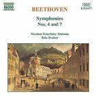 Ludwig van Beethoven - Beethoven: Symphonies Nos. 4 & 7 (1997)