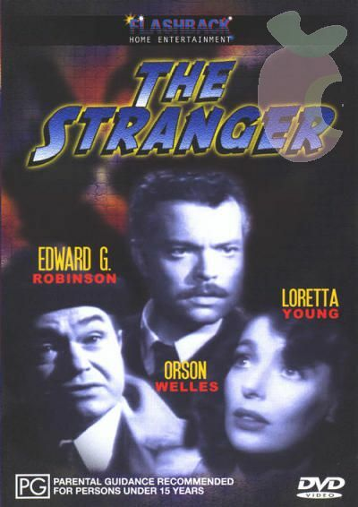 The Stranger (1946) - DVD All Regions