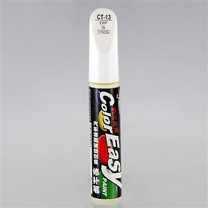 Colour-easy-automotive-touch-up-paint-12-5ml-Citreon-white-easy-to-use