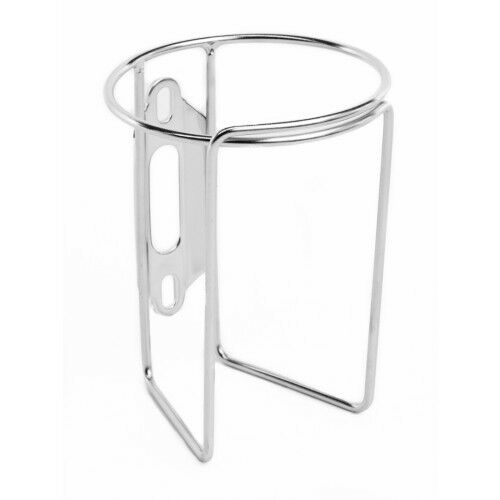 Velo Orange Retro Stainless Steel Mk II Bike Bottle Cage - with or without tab