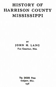 Genealogy-History-of-Harrison-County-Mississippi-MS