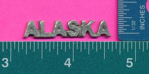 12 wholesale lead free pewter alaska flats AA24