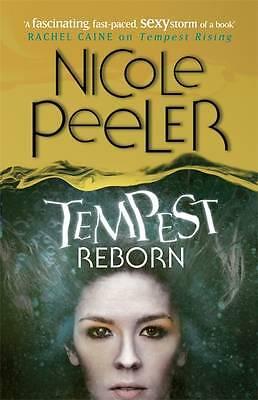 Peeler, Nicole, Tempest Reborn: Book 6 in the Jane True series, Very Good Book