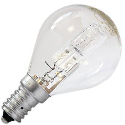 5 10 20 Halogen Golf Ball Bulb BC SBC ES SES 28W 42W Energy Saving Light Bulbs