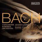 Johann Sebastian Bach - Bach: Cantatas BWV 54 & 170; Concerto BWV 1060; Suite BWV 1067 (2012)
