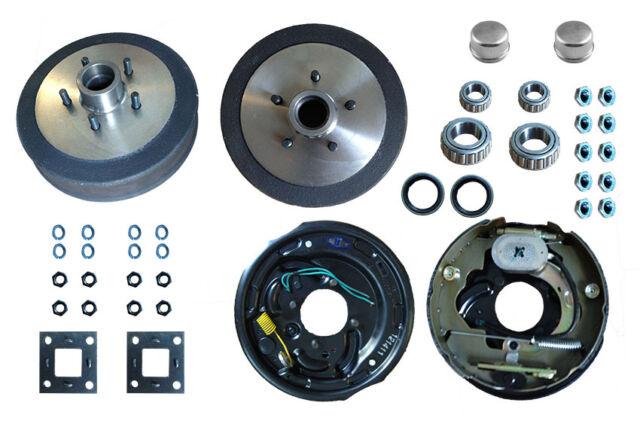 """10"""" Electric Drum Brake Kit! Trailer Parts"""