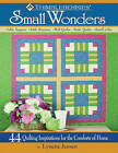 Thimbleberries' Small Wonders by Lynette Jensen (Paperback, 2011)