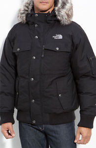 The-North-Face-Mens-Gotham-Gothem-Down-Jacket-Black-NWT-Authentic-XL-NEW