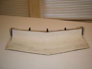 75 olds cutlass front bumper