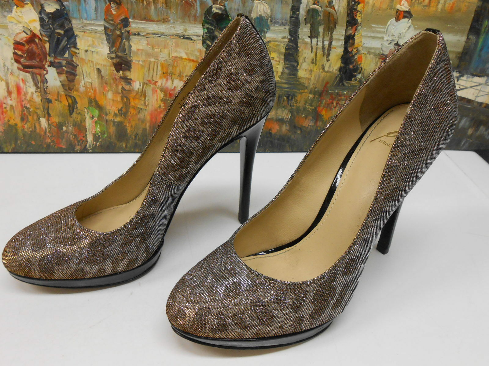 B Brian Atwood 'Frederique' Pump - Size 7.5 38 -  325