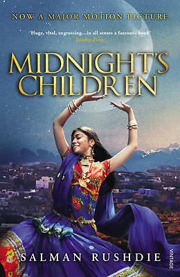 Midnight S Children Film Tie in-ExLibrary