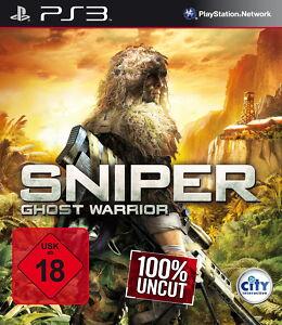 Sniper: Ghost Warrior (Sony PlayStation 3, 2011) - Dieburg, Deutschland - Sniper: Ghost Warrior (Sony PlayStation 3, 2011) - Dieburg, Deutschland