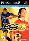 Pro Evolution Soccer 6 (Sony PlayStation 2, 2007, DVD-Box)