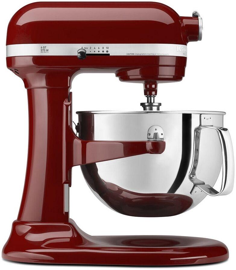 NEW KitchenAid KP26M1Xgc Pro 600 Stand Mixer 6 qt Gloss Cinnamon Big Capacity