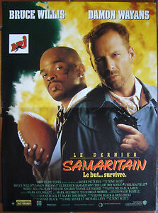 DERNIER-SAMARITAIN-Damon-Wayans-BRUCE-WILLIS-40x60cm