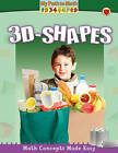 3-D Shapes by Marina Cohen (Paperback, 2010)