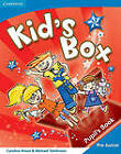 Kid's Box Pre-junior Pupil's Book Greek Edition by Michael Tomlinson, Caroline Nixon (Paperback, 2010)