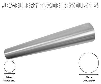 JEWELLERS ROUND STEEL BRACELET BANGLE MANDREL JEWELLERY MAKING & SILVERSMITHS