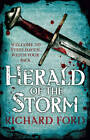 Herald of the Storm by Richard Ford (Hardback, 2013)