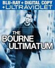 The Bourne Ultimatum (Blu-ray Disc, 2013, Includes Digital Copy UltraViolet)