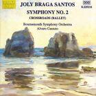 Joly Braga Santos - : Symphony No. 2/ Crossroads (2000)