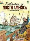 Exploration of North America Coloring Book by Peter F. Copeland (Paperback, 2003)