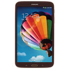 Samsung Galaxy Tab 3 SM-T310 16GB, Wi-Fi, 8in - Gold Brown