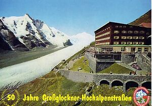 Autriche-Hotel-Franz-Josephs-Haus-mit-Grossglockner