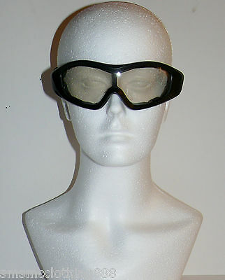 Motorcycle/Sport/Driving Protect Goggles Glasses Sunglasses - In Black Or Silver