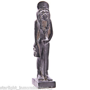 Ancient-Egyptian-Goddess-Sekhmet-Figurine-Statue-Altar-Sakhmet